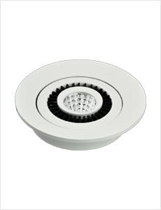 LED COB 휴고 매입등 8W