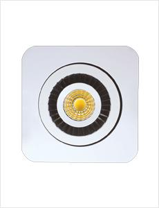 LED COB 고스 매입등 8W