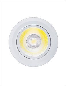 LED COB 코인 매입등 36W