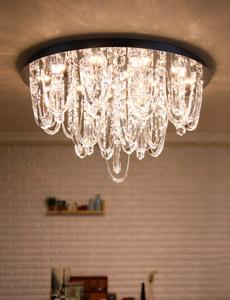 LED 유어스 크리스탈 직부등 110W