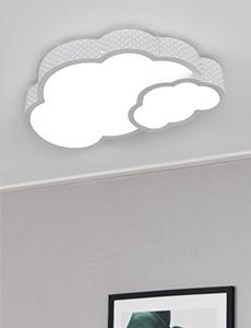 LED 트윈구름 방등 50W