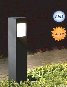 LED 태양광 솔자르 잔디등