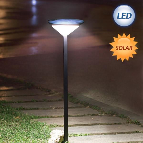 LED 태양광 델리 잔디등