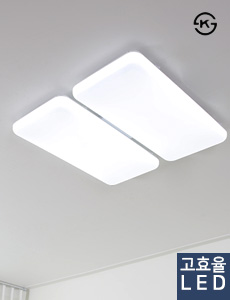 LED 노마스 거실등 100W