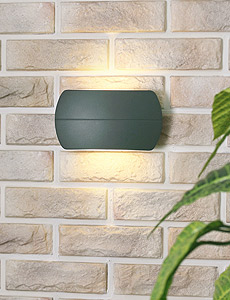 LED 도리스 벽등 12W