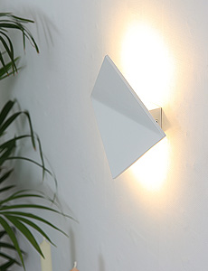 LED 오리가미 방수벽등 5W