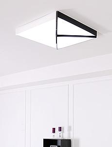 LED 도비 삼각 거실등 200W(A타입)