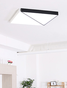 LED 도비 삼각 거실등 100W
