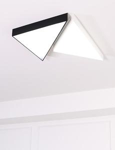 LED 도비 삼각 방등 50W