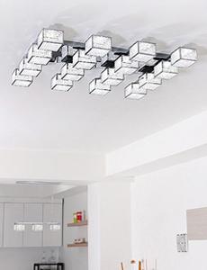 LED 루니아 크리스탈 거실등 192W