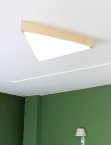 LED 오가닉 삼각 방등