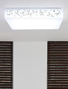 LED 조디악 사각 방등 50W