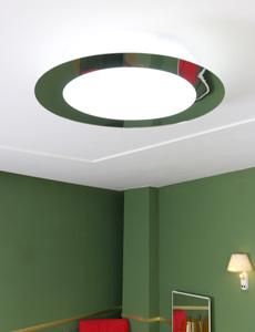 LED 미러링 방등 50W
