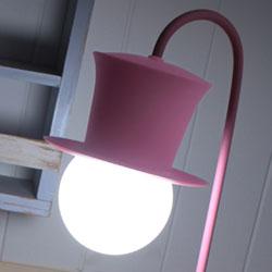 코핀 단스탠드(핑크)