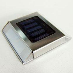 LED 태양광 사각 계단등/바닥등/잔디등