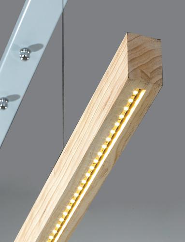 LED 우드슬림 펜던트
