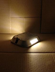 LED 태양광 SMT 6구 바닥/계단/잔디등