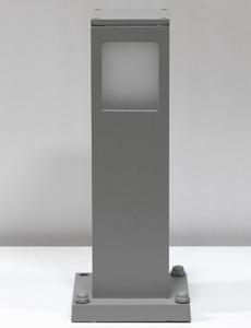 [35cm] 빅벤 1등 잔디등(小/그레이)