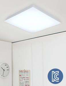 LED 화이트큐브 밀크솔 거실등