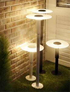 LED 다이니 카페 잔디등 5W (일체형)