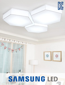 LED 플라콘 밀크솔 거실등 150W