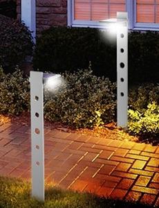 LED 태양광 센서 벽등 2.5W