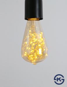 LED 에디슨 은하수 막대램프 2W