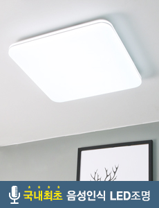 LED 보이스 음성인식 방등 60W