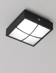 LED 브롬 센서등 12W