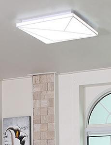 LED 레이어 밀크솔 방&거실등