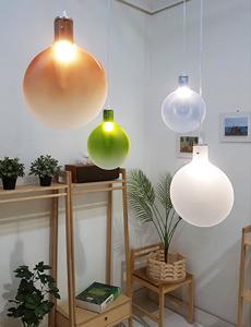 LED 에브라 펜던트