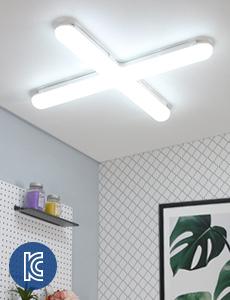 LED 시즈 십자등 60W