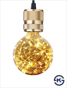 LED 에디슨 은하수 볼램프 3W