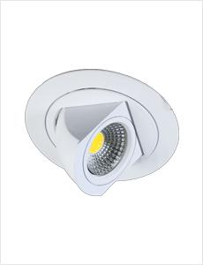 LED COB  샤스 매입등 8W