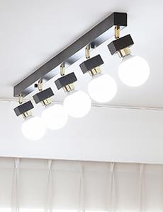 LED 미센 5등 주방등