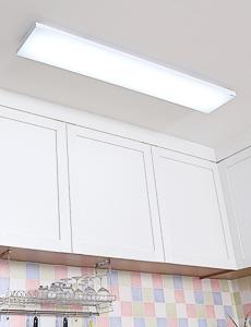 LED 슬림 스트레치 밀크솔 주방등 55W