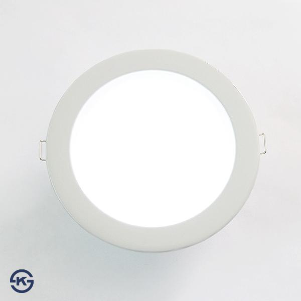 LED 욕실용 방습 다운라이트 (KS인증)
