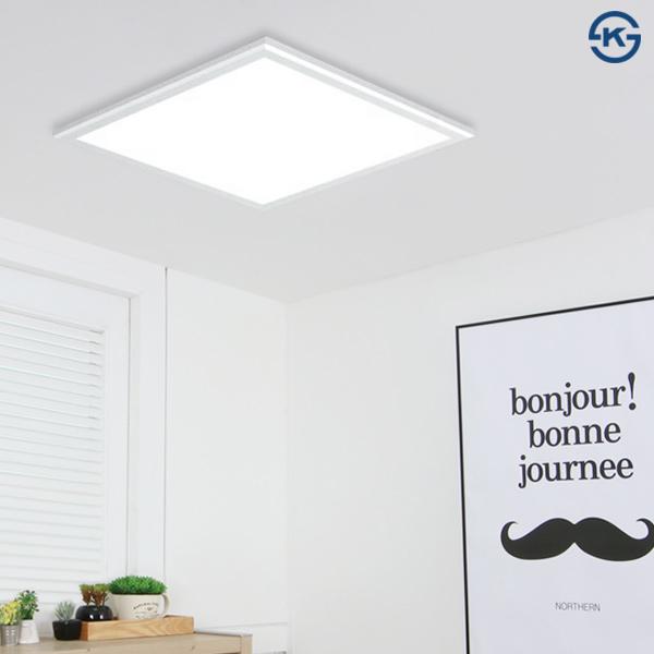LED 직하 매입 면조명[9type]