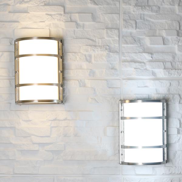 LED 스테인레스 직부/벽등 25W