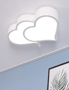 LED 트윈하트 방등 50w