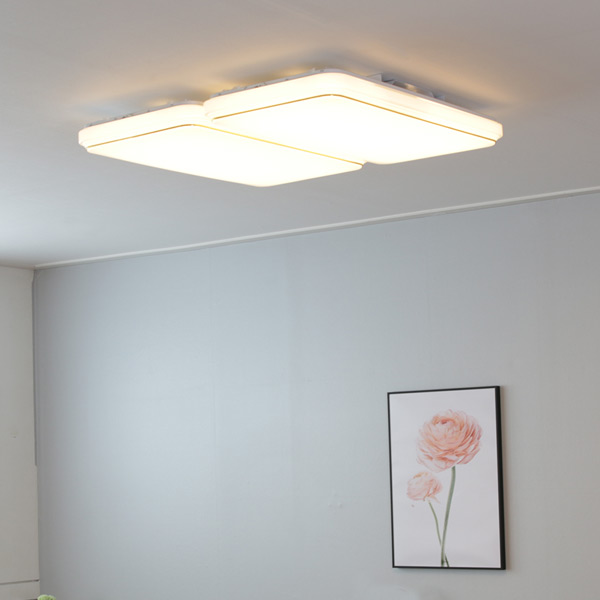 LED 라임 색변환 거실등 [120w/180w]