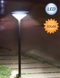 LED 태양광 델리 잔디등 3W