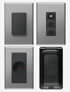 GOYO 디자인 향균 스위치/콘센트