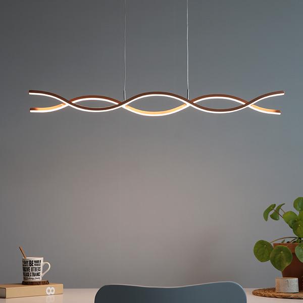 LED 러스트 펜던트(로즈골드)
