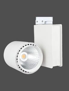 LED COB 포체 레일등기구 40W