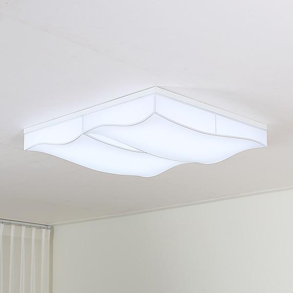 LED 러플 밀크솔 거실등