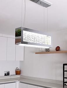 LED 에린 펜던트 25W(크롬)