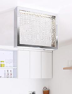 LED 에린 직부등 50W(크롬)