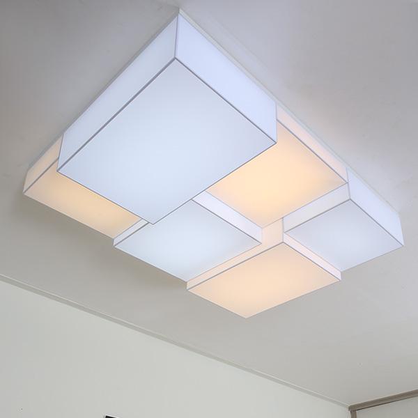 LED 트리니티 밀크솔 거실등 240W