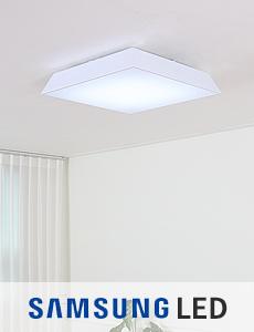 LED 모리스 밀크솔 방등 50W